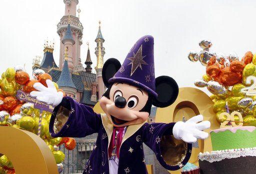 L'augmentation des tarifs de Disneyland Paris