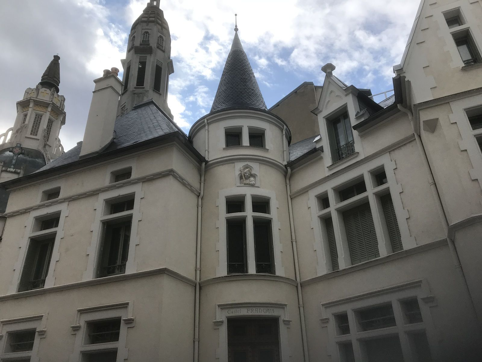 Bourges?