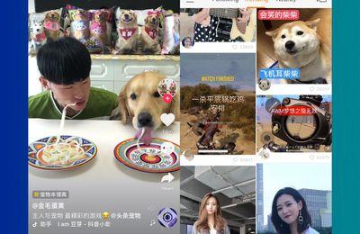 Le boom des sites de vidéos courtes en Chine