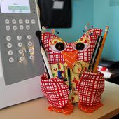 Shanni Loves: Tutorial: Owl you need is a sewing buddy...