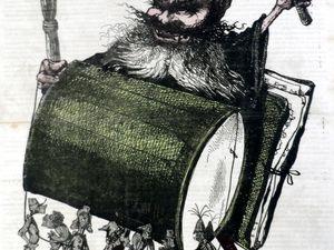 Le HANNETON dessin de GEDEON,Le BOUFFON (4ème de couv.) dessin de DEMARE Le DROLATIC-INDUSTRIE dessin de DURANDEAU.