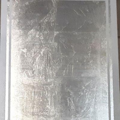 Feuille d'aluminium ur acrylique