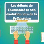 Les débuts de l'humanité et son évolution lors de la préhist by julienferrand1845 on Genially