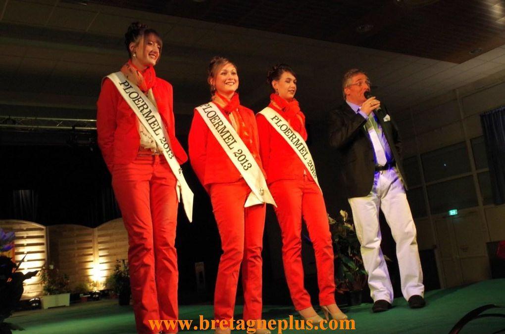 Ce samedi 1er mars, les bénévoles des carnavaliers de Ploërmel, organisaient l' Election des Miss du Pays de Ploërmel 2014