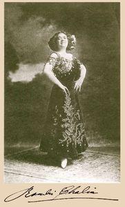 151 años del natalicio de la soprano cubana Chalía Herrera