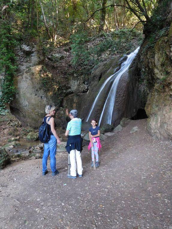 Cascate del Menotre - Foligno (PG)