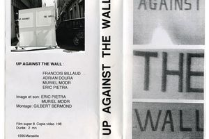 Up against the wall. vidéo. 1995