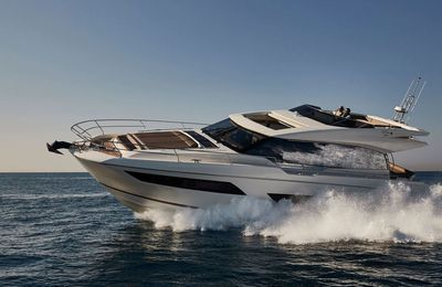 Yachting - Largest ever line up from Prestige at Palma Boat Show