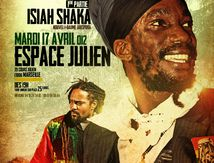 Artwork Affiches Reggae / Sizzla / Rod Taylor / Clinton Fearon