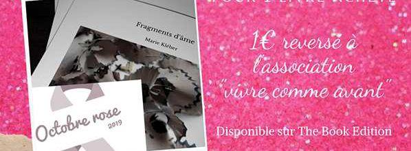 Fragments d'âme - Marie Kléber