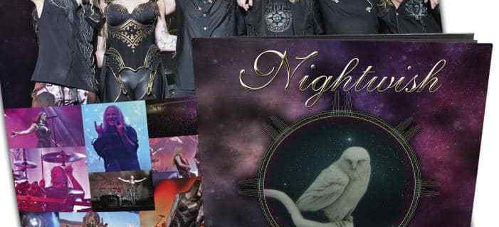 NIGHTWISH: Decades-Live in Buenos Aires en Bluray/CD/LP début Décembre...