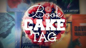 Le tag du gâteau littéraire