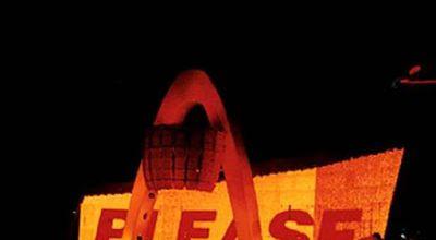 U2 -PopMart Tour -31/07/1997 -Mannheim -Allemagne -Maimarktgelaende