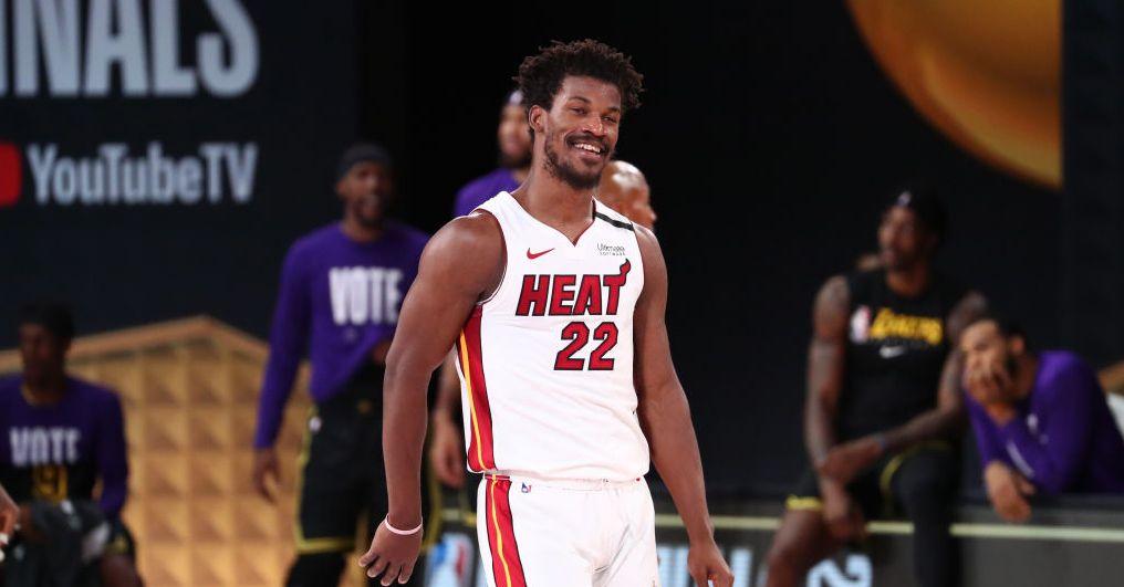 Jimmy Butler (Miami Heat) : « Maintenant, on a deux victoires de plus à aller chercher »