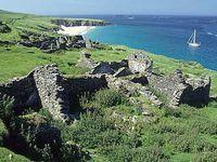 Blasket Ruine, St Kilda, Skellig Michael et Slea head.