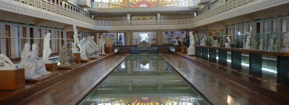 Expo musée Piscine Roubaix Lille > 5 septembre 2021