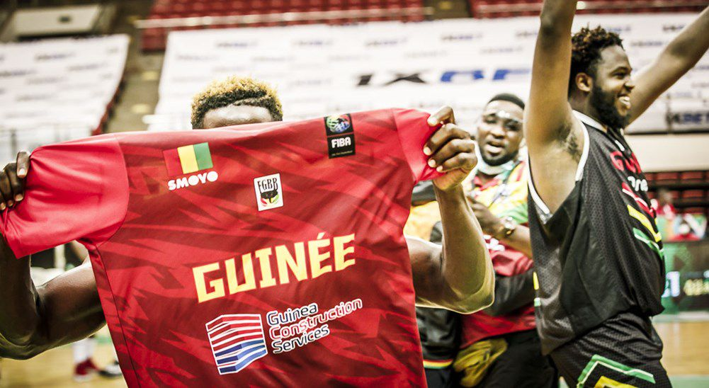 AfroBasket 2021 : La Guinée décroche le dernier ticket qualificatif du groupe C en renversant la Guinée équatoriale
