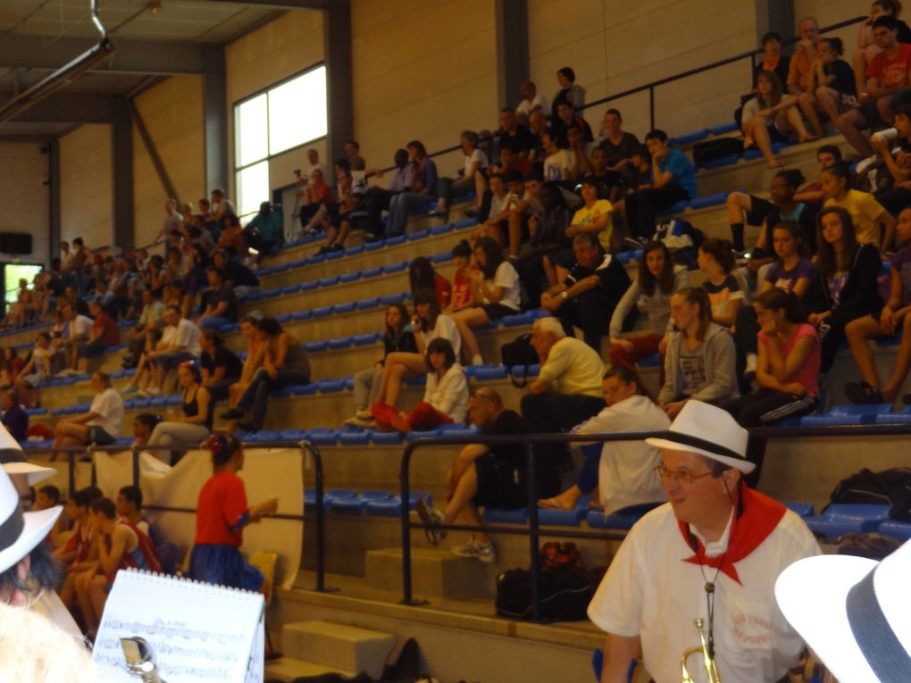 Tournoi Inter Ligues mai 2012