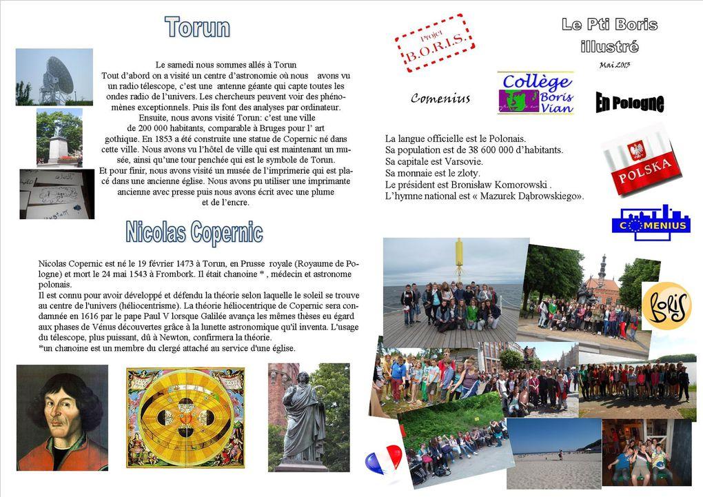 2013-06 Séjour en Pologne