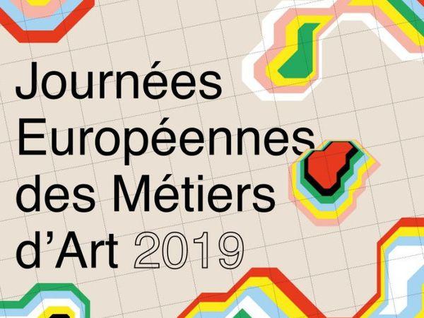 JEMA 2019, 6 avril - Métiers d'Art - Signatures des Territoires