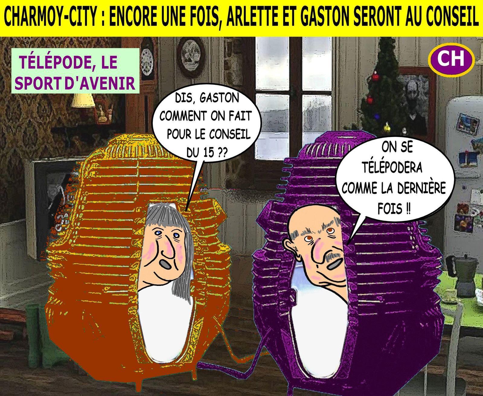 Charmoy-City, Arlette et Gaston seront encore au conseil .jpg