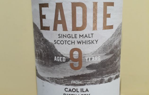James Eadie - Caol Ila 9Y