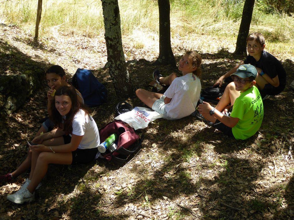 Fin d'année : La randonnée des 5èmes (Part 2)