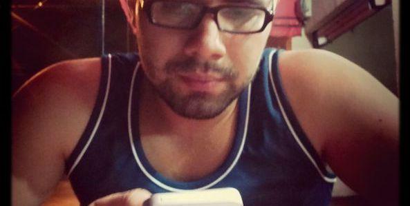 Hangueando con mi pana A. http://t.co/9b3qATe0NV