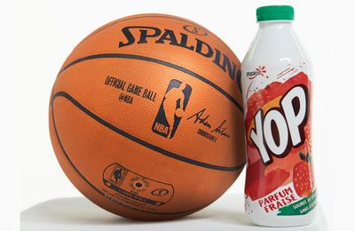 Sponsoring : Yoplait et la National Basketball Association (NBA) annoncent un partenariat en France