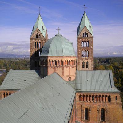 Le Kaiserdom de Speyer