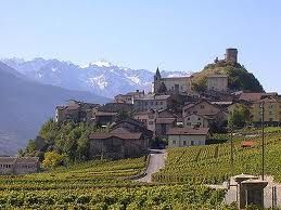 The canton of Valais & Wines