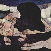 Ferdinand Hodler - Nuit - LANKAART