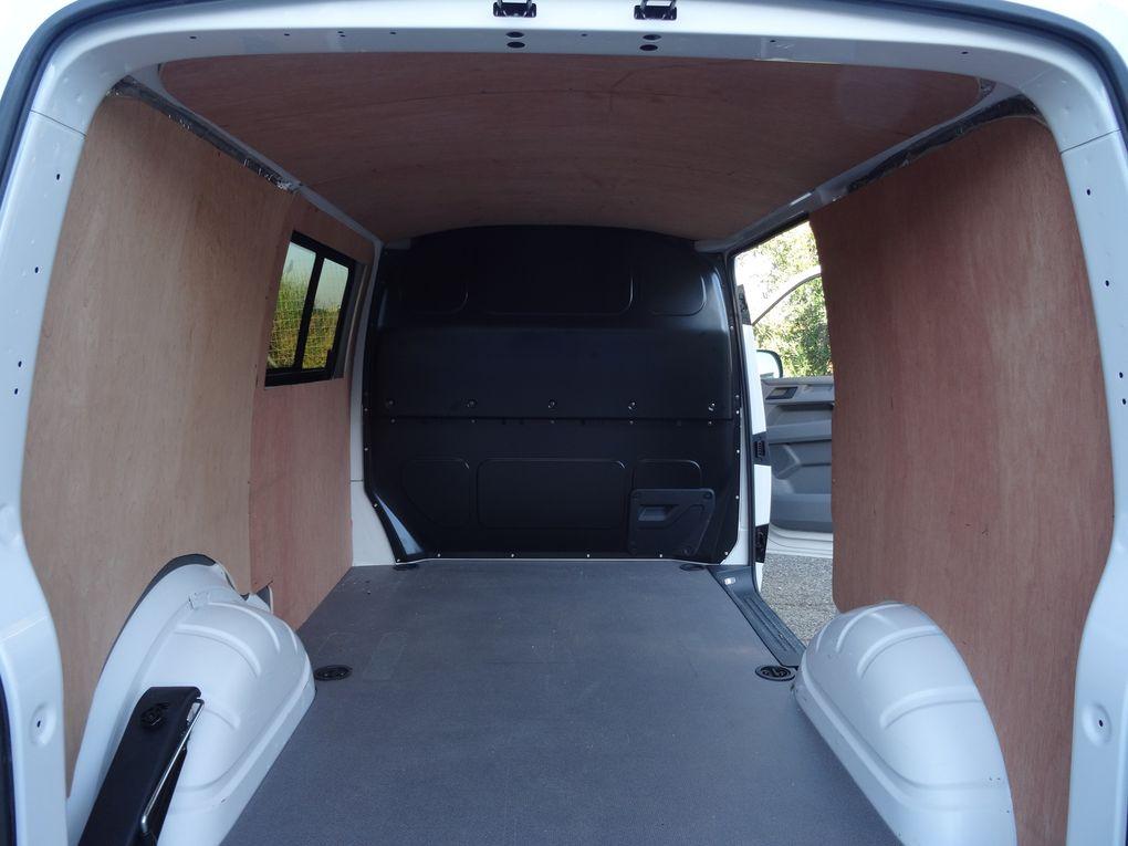 Isolation de notre van aménagé VTT-a-2 (T6.1 Volkswagen)