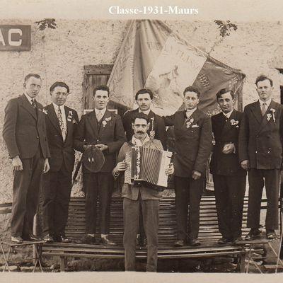 Qui sont ses hommes de la Classe 1931