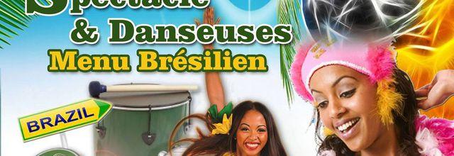 07/08/16 - Ambiance brésilienne - Marseille