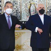 La Chine s'ouvre la voie du Moyen-Orient