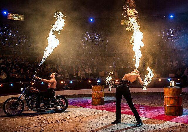 Le programme du 15ème Festival International du Cirque du Val de Marne
