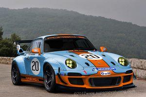 """Porsche 911 type 993 """"Gulf"""""""