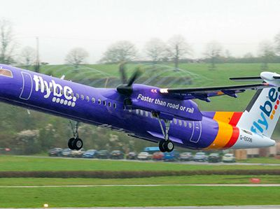 Flybe launches  improved Price Lock-Down fare option