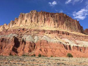 09/04/16: de Island in the Sky, Canyonlands NP à Las Vegas