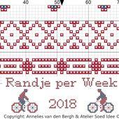 Randje per Week 2018, deel 36