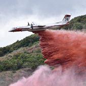 Pas de répit pour les pompiers volants de la Sécurité Civile. - avionslegendaires.net