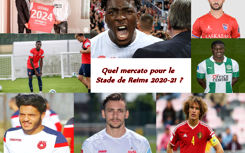 Quel mercato pour le Stade de Reims ?