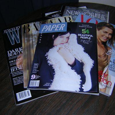 Les magazines glamour : quels sont les plus sympas ?