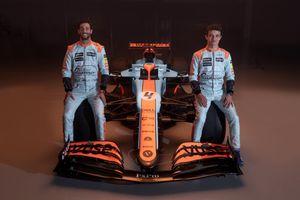 McLaren à l'américaine à Monaco