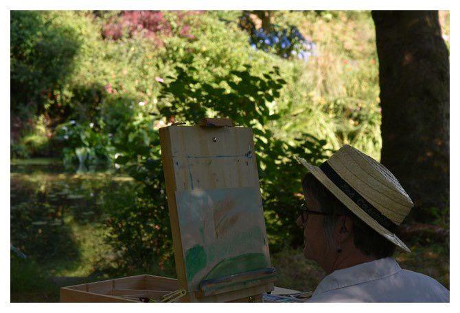 """Peindre au Vast avec """"Les Cascades"""" (1/2)"""