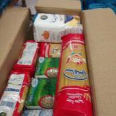 72 Colis alimentaires distribuer en Algèrie - Salafidunord