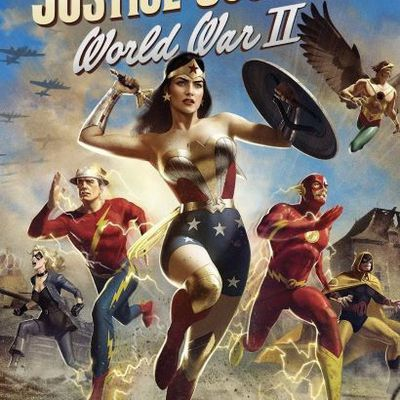 Un film, un jour (ou presque) #1434 : Justice Society - World War II (2021)
