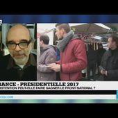 """""""L'abstention différenciée pourrait permettre à Marine Le Pen d'être élue"""""""