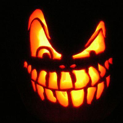 Concours de peinture : c'est Halloween !!